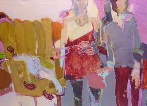 Cafe Coretto (2010), 100 x 140 cm, (Privatbesitz)