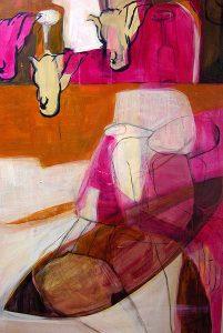 der traum (2008), 120 x 100 cm