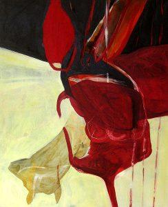 simply life (2005), 120 x 100 cm