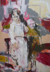 carneval (2012), 140 x 100 cm