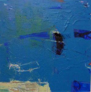 Figurenwelt (2013), 40 x 40 cm