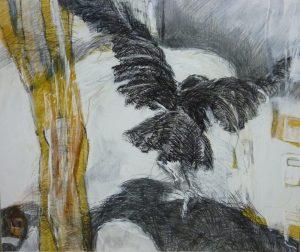 frei (2013), 100 x 130 cm
