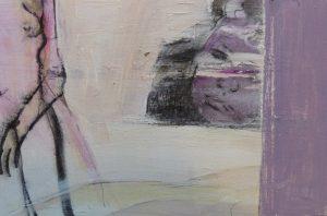 Im Angesicht (2017), 20 x 30 cm